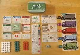 Mise en place d'une partie de Mint