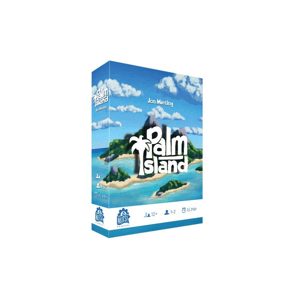 Boîte de Palm Island