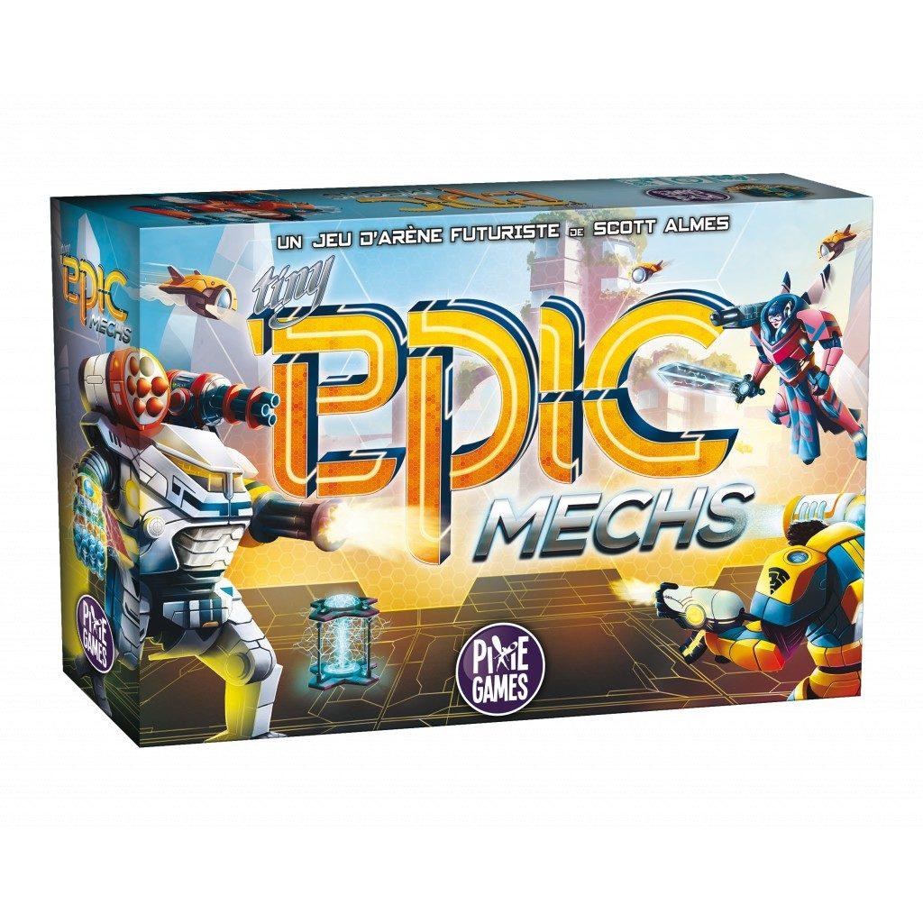Boîte de tiny Epic Mechs