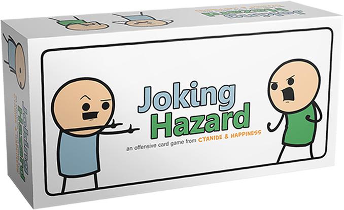 Boite de Joking Hazard