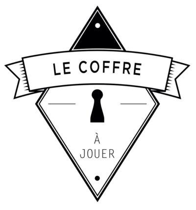 Logo Coffre à jouer