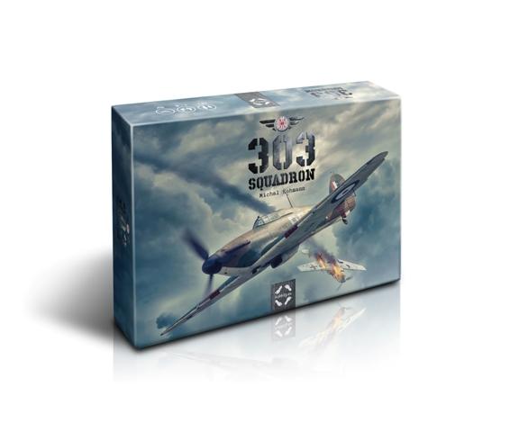 Boîte de 303 Squadron