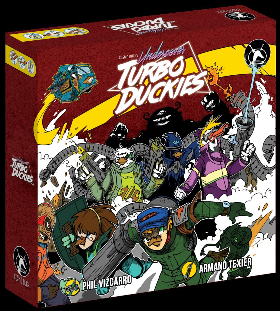 Boîte de Turbo Duckies