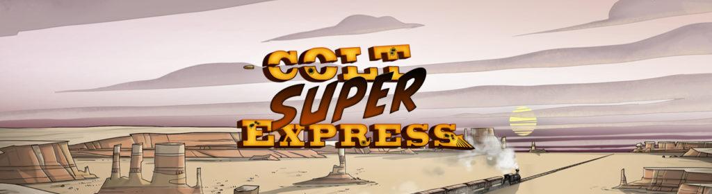 Bannière Colt Super Express