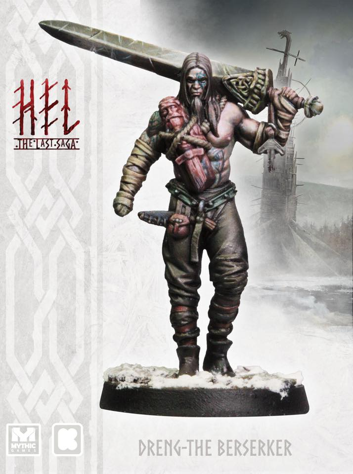 Figurine de Hel The last saga