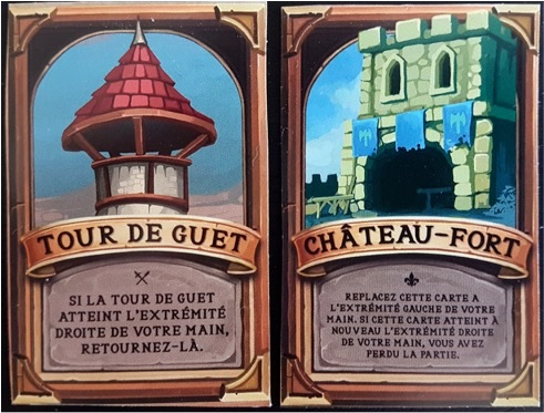 Carte Chateau/Tour de Guet de Clash of Deck