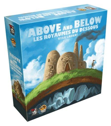 abov and below